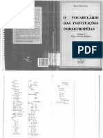 Vocabulario Das Instituicoes Indoeuropeias II