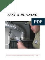 Test Running