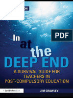 Jim Crawley-In at the Deep End_ a Survival Guide for Teachers in Post-Compulsory Education -Taylor & Francis (2010)