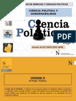 2da Semana Ciencia Politica y Gobernab