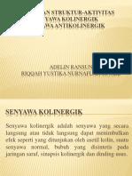 Hubungan Struktur-Aktivitas Senyawa Kolinergik (1)