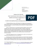 Brennan Center Testimony on Illinois HB 5531 Public Financing