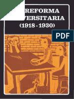 Reforma_universitaria 1918 a 1930