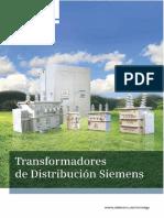 Transformadores de Distribución Siemens.pdf