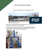 Visita Tecnica Al Sistema de Bombas de Agua