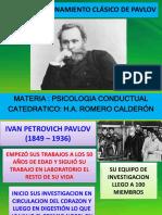 4- El condicionamiento Clásico de Pavlov.pptx
