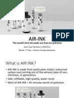 Air Ink Aulia
