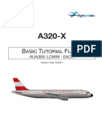 A320-X Basic Tutorial