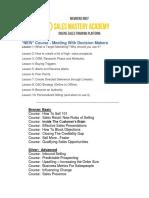 SalesMastery-Curriculumv6.docx