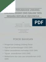 Sejarah Perubahan Print