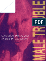Male Trouble Constance Penley, Sharon Willis-Male Trouble-University of Minnesota Press (1993)