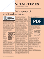 MacKenzie - Unlocking the Language of Structured Securities