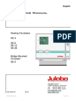Manual Julabo HE4