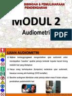 NOISE - Module 2 - Audiometry