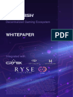 Crycash Whitepaper - OLD - It will be uploaded, When whitepaper revised