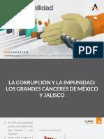 Responsabilidad compartida para acabar con la corrupción y con la impunidad