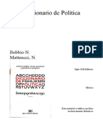 Stoppino, m (1986), Totalitarismo, En Bobbio, n y Otros, Dic