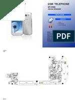 Samsung GT-I9300 Service Schematic