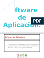Software de Aplicacion.