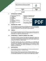 Updoc.tips Silabo Dinamica de Estructuras Upt 2015