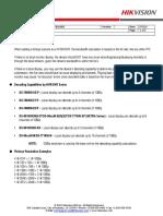 Fisheye Bandwidth Calculation