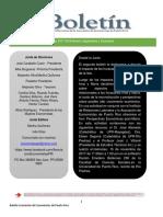 Boletín AEPR septiembre a diciembre 2017