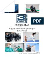 3D&T Alpha - Mundano - Biblioteca ÉLfica