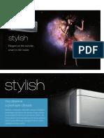 Stylish Brochure