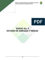05 - Anexo No 5 - Estudio de Amenaza y Riesgo Tres Barrios Plato Magdalena 2018-01-15