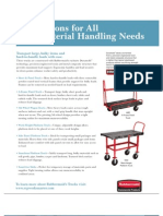 Storage and Material Handling