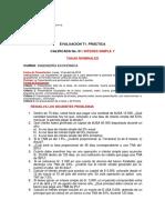 Practica Calificada 1. Ing Economica