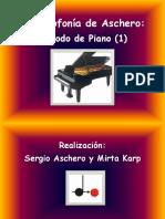 Método Aschero Piano
