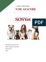Plan Afaceri Clinica SOSVet