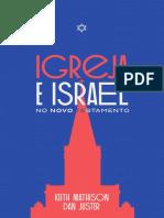 Igreja e Israel No NT eBook