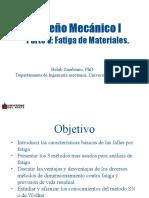 Diseño Mec-I-Fatiga de Mat