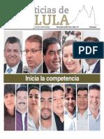 Noticias Cholula 30 de Abril
