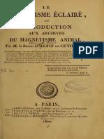 1820__henin_de_cluvilers___magnetisme_eclaire