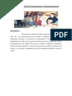 Orquesta Infantil de Instrumentos Latinoamericanos