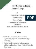 20061101.Athens IGF India IT Sector Next Step.pankaj.agrawala