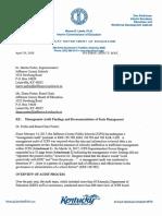 JCPS Management Audit Findings