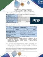 Guía de Actividades y Rúbrica de Evaluación - Fase 5 - DMAIC Medir, Analizar, Implementar y Controlar