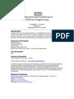 UT Dallas Syllabus for se3306.501.10f taught by Kamran Khan (kkhan)
