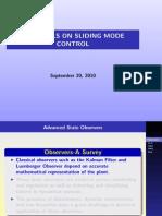 Sliding Mode Control Tutorials-17 Ctd