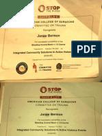 icsave certificate