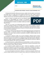 Curriculo - Programa de Educacion a Distancia