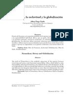 Caleidoscopio - Prometeo, La Esclavitud y La Globalización
