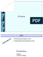 Slope Algebra 23672