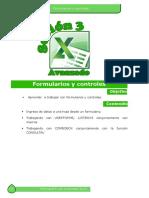 Formularios y Controles