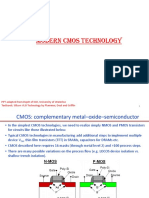 Lec 7,8 Modern CMOS Technology