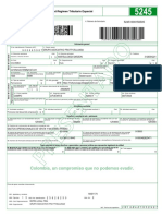 FORMULARIO 5245-FRUTTY